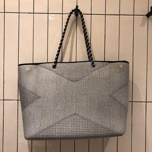 [Prene Bags] THE X BAG NEOPRENE TOTE BAG